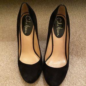 Beautiful Cole Haan Black Heels